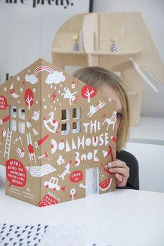 The Dollhouse Book on Uber Kid blog