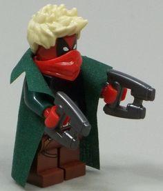 Custom Lego Grifter Wildcats DC Marvel Super Heroes Minifigure | eBay