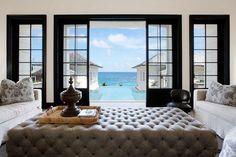Изысканная вилла на берегу Карибского моря - Дизайн интерьеров | Идеи вашего дома | Lodgers