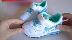 Nike Air Max ST Infant Girls Trainers - Unboxing Video New Nike Air, Nike Air Max, Air Max St, Infant Girls, Really Cool Stuff, Trainers, Videos, Tennis, Sweatshirts