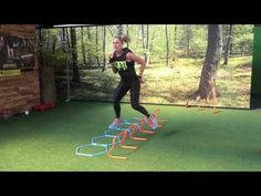 CAPAthlete- Chelsea Pitman: How to increase your foot speed... - YouTube