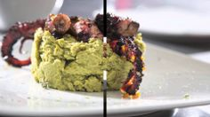 Delicioso Pulpo a la parrilla desde Sophia Restaurante (+lista de reprod...