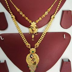 Necklace Set, Gold Necklace, Gold Jewelry, Jewelry Necklaces, Gold Art, Temple Jewellery, Necklace Designs, Traditional Art, Ms