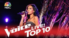 "Amy Vachal should have won The Voice 2015 Amy Vachal - Top 10: ""Bye Bye Bye"""