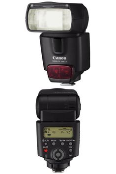 Canon Speedlite 430EX II Flash for Canon Digital SLR Cameras #photography