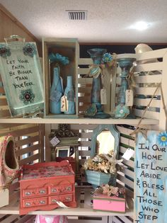 picture 10 of our shabby chic items in our store