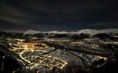 Le Valais pres le village NAX