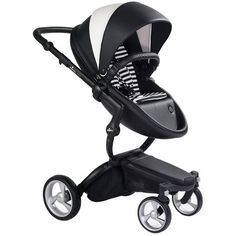 """Xari is a unique, elegant and compact stroller that offers a comfortable and accommodating ride for both parent and baby. Thanks to the patented """"carrycot inside"""" system, the seat unit transforms into"""