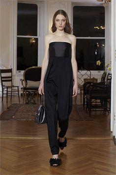 Sfilata The Row New York - Collezioni Autunno Inverno 2013-14 - Vogue
