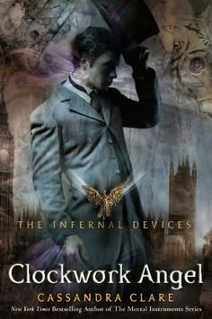 Infernal Devices - prequel series to Immortal Instruments series - equally addictive