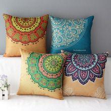 Mediterráneo cojines coloridos cojines decorativos rayas throw pillow cojines étnico Housse De Coussin almofadas decorativas(China (Mainland))