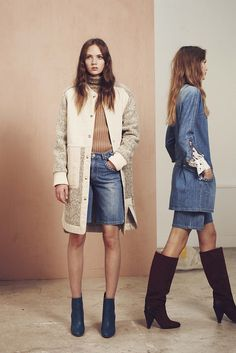 LOOK   2015 PRE-FALL COLLECTION   SEE BY CHLOE   COLLECTION   WWD JAPAN.COM