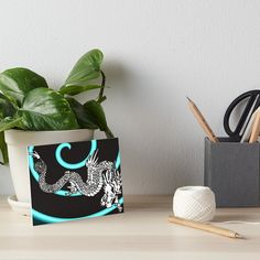 Promote | Redbubble Promotion, Planter Pots, Dragon, Collection, Eagle, Dragons