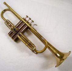 Olds Pinto Trompeta-trompeta sólo-ningún caso O Boquilla