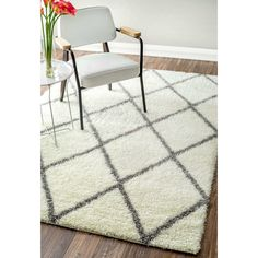Shop wayfair.co.uk for your Grey and Off White Area Rug. Find the best deals on all  products, great selection and free shipping on many items!
