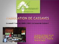 Fabrication de cassaves