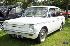 Hillman Imp - rear engine, went through water coolers like anything. Dad had one and was allowed to use it to for driving practice and then use it once I past my test.