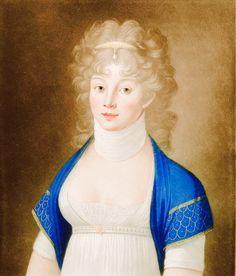 Duchess Louise of Mecklenburg-Strelitz, Queen Of Prussia