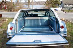 1965 Chevrolet Bel Air Wagon