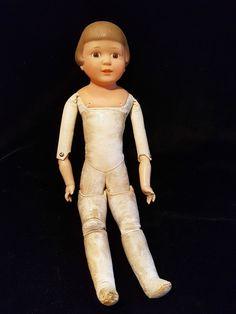 wertvolle Celluloid Puppe, Schildkröt, klein Erna, Ende der 20er Jahre | eBay
