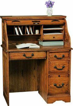 Offices Desks, Rolls Tops Desks, Rolltop Desks, Heritage Rolltop, Drop