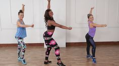 Burn 300 Calories in 30 Minutes Zumba Workout | Class FitSugar