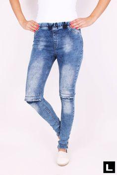 Dámske rifle A606 Skinny Jeans, Pants, Fashion, Trouser Pants, Moda, Fashion Styles, Women Pants, Fasion, Trousers Women