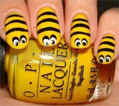 Bee nails