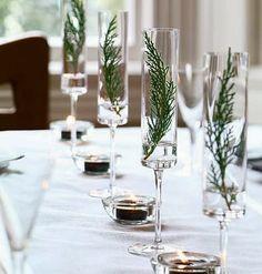 Stijlvol Styling: De mooiste kersttafels, centerpieces en tafeldecoraties www.stijlvolstyling.com