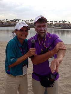 #reachupLA2015 Interviewed 1 of our officials! Need a grt caption 4 this one! Thanx Special Olympic heroes!
