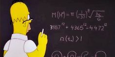 maths learning simpson