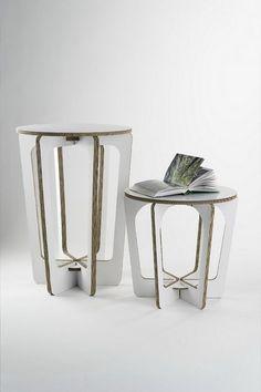 La evolución de los muebles de cartón en la decoración