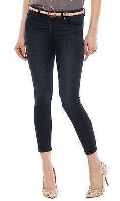 LC Lauren Conrad Skinny Ankle Jeans - Women's