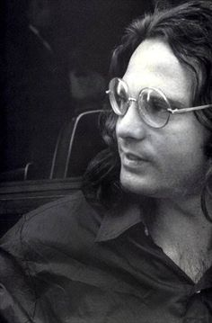"Jim has Herve's glasses. by Hervé Muller. James Douglas ""Jim"" Morrison ☮ [Dec 1943 ― July ♡ The Doors. Music Love, Rock Music, Ray Manzarek, The Doors Jim Morrison, The Doors Of Perception, Val Kilmer, Psychedelic Rock, American Poets, Morrisons"