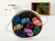 Artyarns Beaded Mohair and Sequins Yarn - None