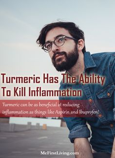 See why reducing inflammation is so vital to your health! Turmeric can help you do this! Turmeric For Inflammation, Turmeric Curcumin, What Happens When You, Benefit, Health, Health Care, Salud