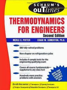9 best thermodynamics ebooks images on pinterest mechanical schaums outline of thermodynamics for engineers by merle c potter craig w fandeluxe Choice Image
