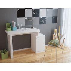 Escrivaninha BRV BC33-06 - Branco - Mesas para Computador e Escrivaninhas no CasasBahia.com.br