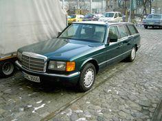 Mercedes Benz 280SE Kombi
