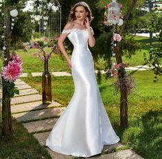 Rochia de mireasa NEMESIA . Colectia THE GARDEN STORY by AMANDA DI VELLI-2020. Bridal Dresses, Wedding Gowns, Amanda, Collection, Garden, Fashion, Bride Gowns, Moda, La Mode