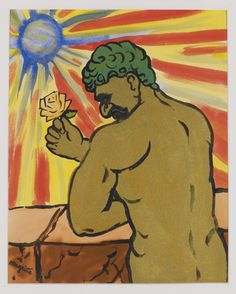 René Magritte - Le Psychologue, 1948  : ⚪️More At FOSTERGINGER @ Pinterest