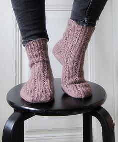 Girl Friday sock knitting pattern downloadable at LoveKnitting! Find this FREE pattern and more inspiration on the LoveKnitting website.