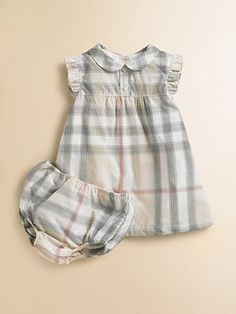 Some day, I will buy my future child a ridiculously expensive outfit that they'll grow out of in 2 months. And I don't want to hear a word about it.