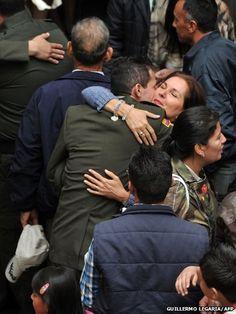 April 5 2012 Bogota Colombia