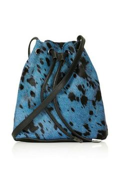 Bucket bag from @Topshop