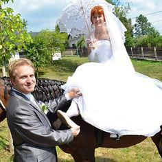 Naše nevěsta Lucia - inspirováno popelkou