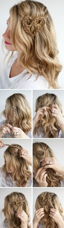 Simple and Elegant: Your Guide To Easy Valentines Day Hair