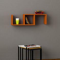 Dibi Wall Shelf Orange