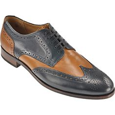 Sioux Leathershoes in great Ocean and Cognac Colors.