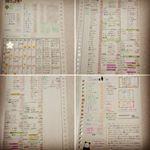 Instagram photo by knk_kirokugoto - 家計簿2月まとめ. : 同じ写真をまとめただけpostですみません : 2月. ☑家族旅行に行くも、ほとんど母が出してくれたので有難かった(父はケチケチなのでださず). ☑予算7万にするもママが遊びすぎてオーバー惜しい!笑. ☑保険の年払い手続きできた. ☑児童手当を貯金にまわせたけど、その他どうやって貯金すればいいのやら…先取りするべきなんだろうけど、我が家の家計状況ではまだ不安今年のテーマになりそう。 : 3月は8万予算で頑張る!けどすでに赤字ー、笑。後でpostしますー : 話は変わって うちの父はケチケチです。笑。 実家の家計簿記帳は母がやってはいるものの、最終チェックは父がやってて、羽仁もと子さんの家計簿をもう何十年もつけてます、笑。母のズボラ家計簿に「みました」ハンコを押してるそうです。笑.  私は父のように金銭感覚がしっかりした人が理想でした現実は違いすぎて一体どこで間違えたのか…笑.  #家計簿#づんの家計簿#家計簿頑張る部#カレンダ...